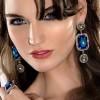 Новогодний макияж 2010: от снежной феи до диско-девочки