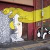 BLU творчество на стенах