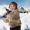 Как слепить идеальные снежки?